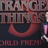 Noah Schnapp, en la premiere de la tercera temporada de 'Stranger Things'