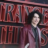 Finn Wolfhard, en la premiere de la tercera temporada de 'Stranger Things'