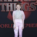 Sadie Sink, en la premiere de la tercera temporada de 'Stranger Things'