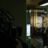 Daniel Grao, con el torso desnudo en 'Perdida'