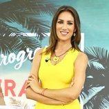 Patricia Pardo posa en el plató de 'El Programa del verano'