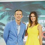 Joaquín Prat y Patricia Pardo en el estreno de 'El Programa del Verano'