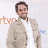Máximo Huerta, presentador de 'A partir de hoy', el programa de TVE