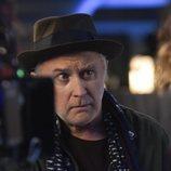 Luis Bermejo es Franky en el rodaje de 'Nasdrovia'