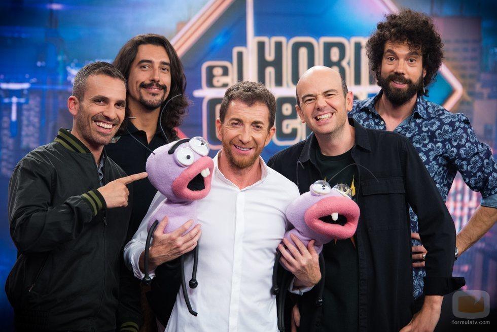 El equipo al completo de 'El Hormiguero'