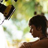 Úrsula Corberó como Tokio en el rodaje de la tercera parte de 'La Casa de Papel'
