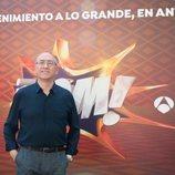 Alberto Sanfrutos, uno de los integrantes de Los Lobos de '¡Boom!'