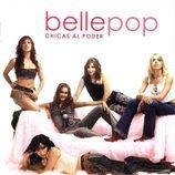 """Portada del álbum """"Chicas al poder"""" del grupo Bellepop"""