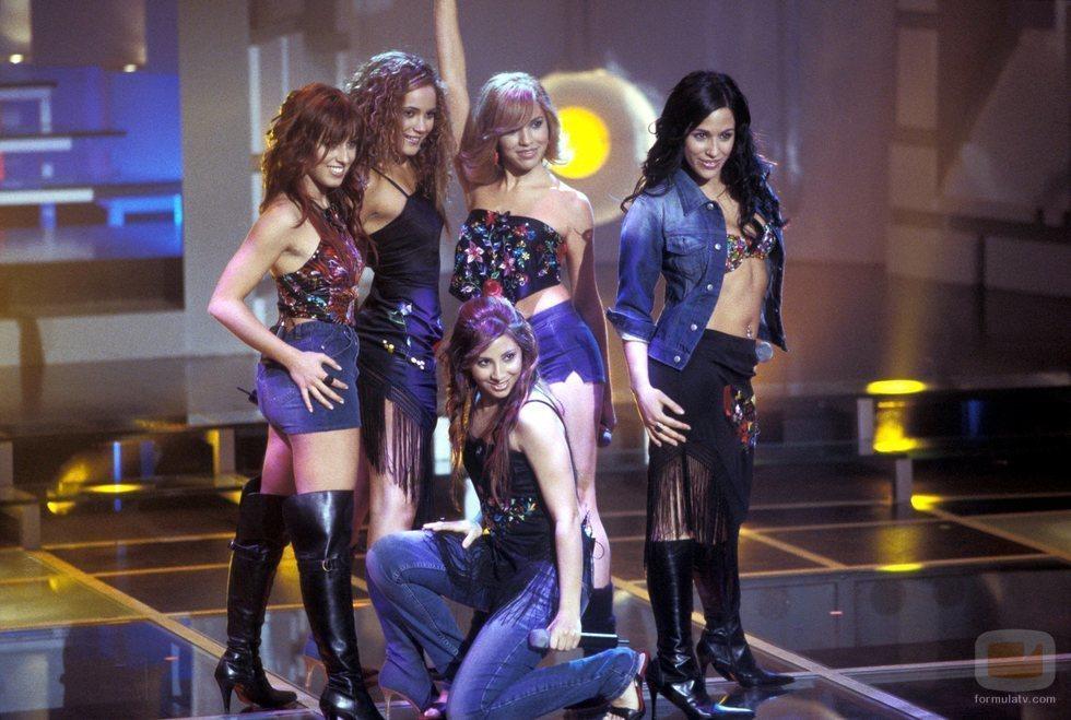 Bellepop, ganadoras de 'Popstars: todo por un sueño'