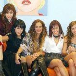 Bellepop, las ganadoras de 'Popstars: todo por un sueño', al completo