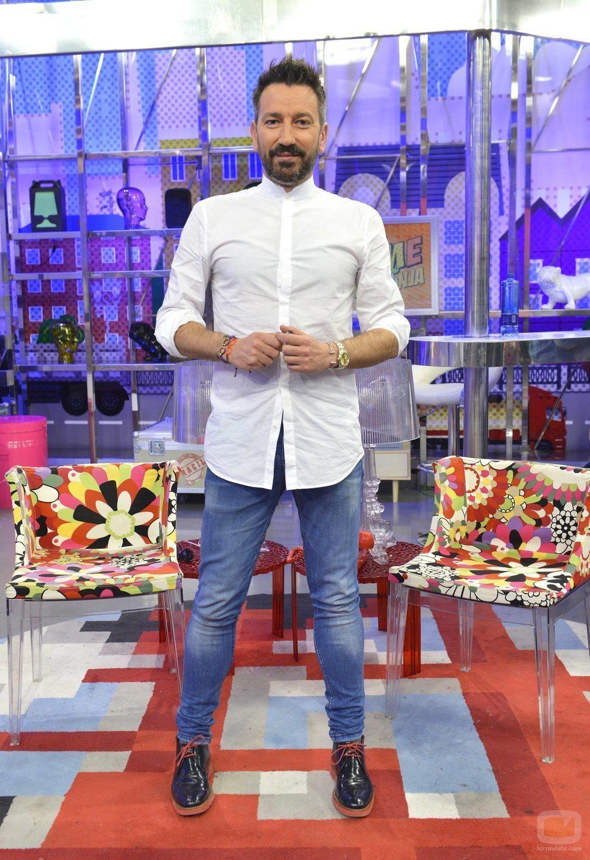 David Valldeperas, director de 'Sálvame' en Telecinco