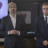 'Hoy no, mañana' parodia a Carlos Sobera en 'First Dates'