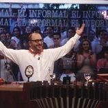 Javier Capitán, copresentador de 'El Informal'