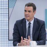 Pedro Sánchez, entrevistado en 'Los Desayunos de TVE'