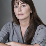 Polly Walker es Lady Portia Featherington en 'Bridgerton'
