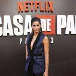 Alba Flores en la premiere de la Parte 3 de 'La Casa de Papel'