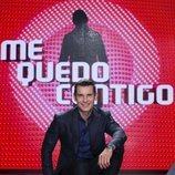 Jesús Vázquez, presentador de 'Me quedo contigo'
