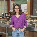 Begoña Maestre es Celia Mendoza en 'Mercado central'