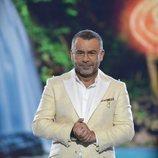 Jorge Javier Vázquez en la gran final de 'Supervivientes 2019'