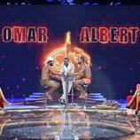Omar Montes y Albert Álvarez, dos últimos finalistas de 'Supervivientes 2019'