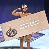 Omar Montes se convierte en el ganador de 'Supervivientes 2019' en la gran final