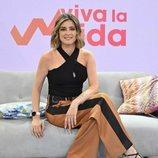 Sandra Barneda, presentadora de 'Viva la vida' en la edición de verano