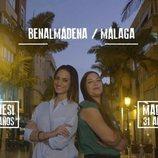 Marina y Desiré, concursante de 'El contenedor'