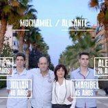 La familia Izquierdo-Vicedo concursa en 'El contenedor'