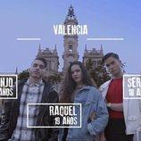 Juanjo, Raquel y Sergio participan en 'El contenedor' de Antena 3