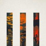 Cartel promocional de la tercera temporada de 'Westworld'
