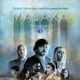 Póster oficial de 'Malaka'