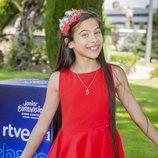 Melani representa a España en el Festival de Eurovision Junior de 2019