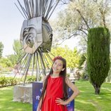 Melani, ganadora de 'La Voz Kids' en 2018, es la representante de Eurovisión Junior 2019