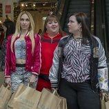 Choni, Belén y Hache van de compras en 'Por H o por B'