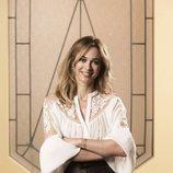 Marta Hazas en el rodaje final de 'Velvet colección'