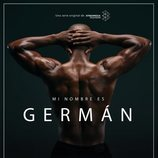 Germán, en un póster promocional de 'Toy Boy'