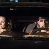 Marisé Álvarez y Miguel Ángel Silvestre son pareja en 'En el corredor de la muerte'