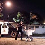 Pablo Ibar siendo arrestado en 'En el corredor de la muerte'