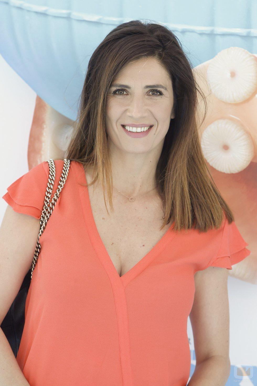 Elia Galera, actriz y presentadora de televisión, ficha por 'El Cid'