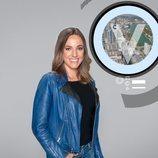 Erika Barreras, reportera de 'Viajeros Cuatro'