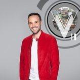 Lucas Goikoetxea, reportero de 'Viajeros Cuatro'