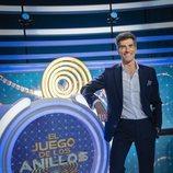 'El juego de los anillos', presentado por Jorge Fernández