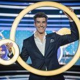 Jorge Fernández con un anillo en 'El juego de los anillos'