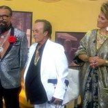 Antonio Moreno junto a Carlota Corredera en 'Sálvame Marbella y tal y tal'