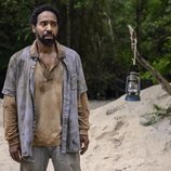 Kevin Carroll es Virgil, en la décima temporada de 'The Walking Dead'