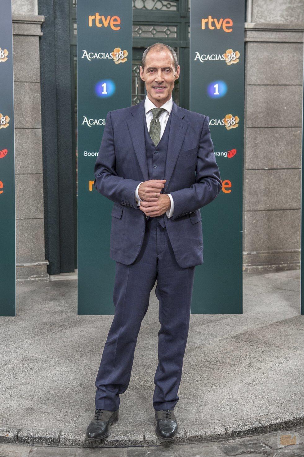 Manuel Bandera interpreta a José en 'Acacias 38'