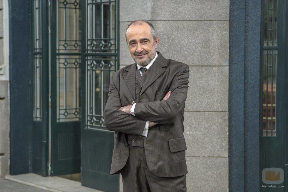 Juanma Navas es Ramón en 'Acacias 38'