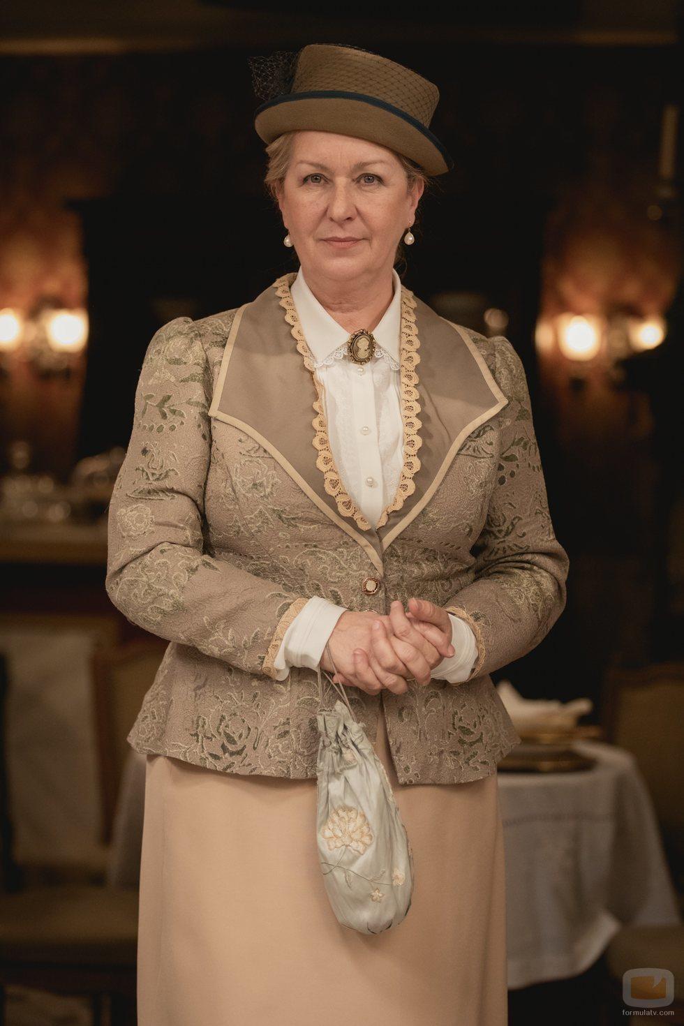 Amparo Fernández interpreta a Susana en 'Acacias 38'