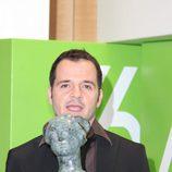 Ángel Martín, feliz con su TP de Oro 2008