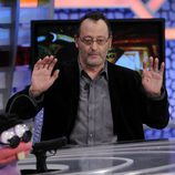 Jean Reno visita 'El hormiguero' de Pablo Motos